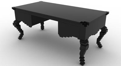 ceo desk11 Mesa pixelada
