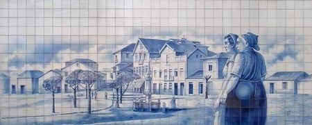 450pxpracajosedacosta19nw0 Azulejo é top no Wikipedia