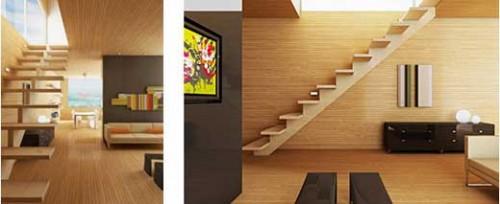 gau modular bamboo house12 500x204 Casa modular de Bambu