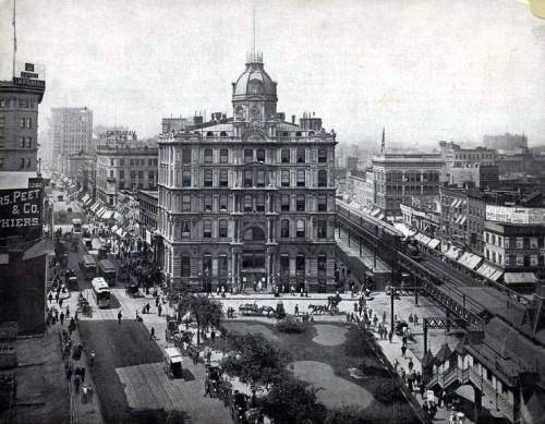 008 500x389 Fotos antigas de Nova Iorque em preto e branco