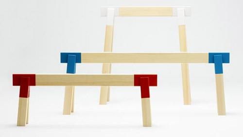 cavalete 12 Inspiração: 19 Mesas com Cavaletes