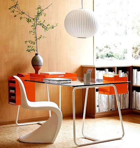 cavalete 14 Inspiração: 19 Mesas com Cavaletes