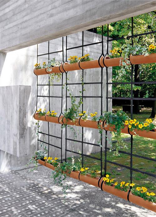 Como Fazer Um Jardim Suspenso Com Palete De Madeira Pictures to pin on