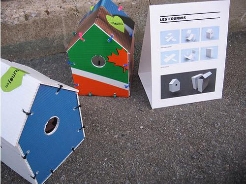 7992604 b937e72e10 o Casas de passarinho ecológicas