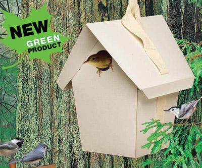 7992607 26257b9edd o Casas de passarinho ecológicas