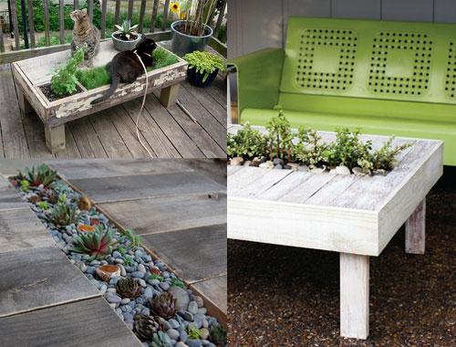 mesahorta 08 3 mesas com plantas embutidas