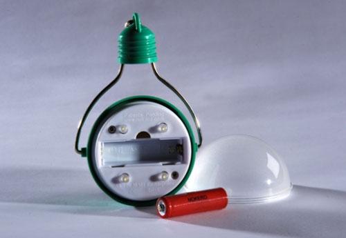 lampada solar 05 Lâmpada solar