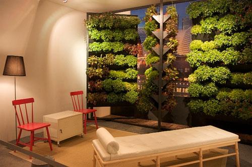 mini jardim em goiania:porta sacada horta 02 Portas de sacada transformadas em horta vertical