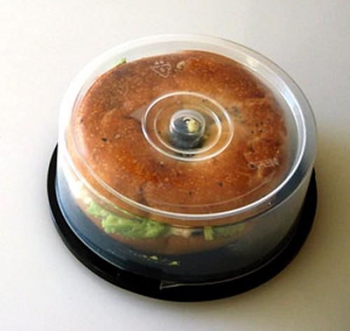 03 porta comida caixa cd e1329348612478 11 ideias para reciclar caixas de CD