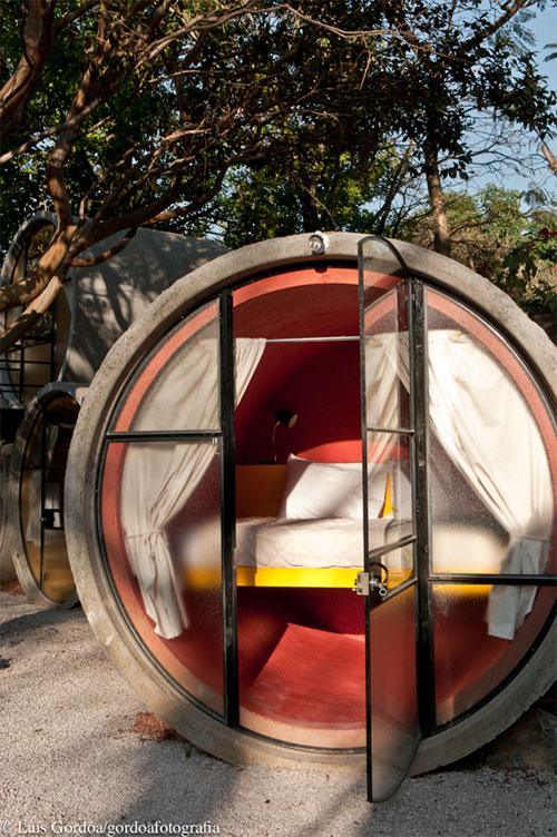 10017477 123c00bf06 o Hotel tubular construído em 3 meses