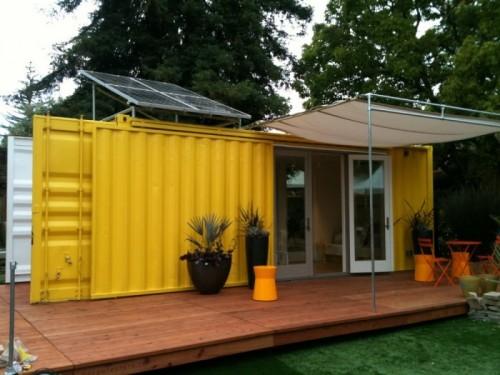 10027600 623077634f o Sunset Idea House 2011   Casa contêiner
