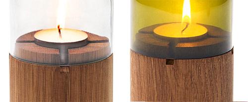 9699609 12e6615bdf o Vela com garrafa de vinho