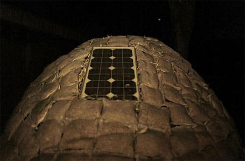 9827153 69d196dedf o Casa ecológica em forma de ovo