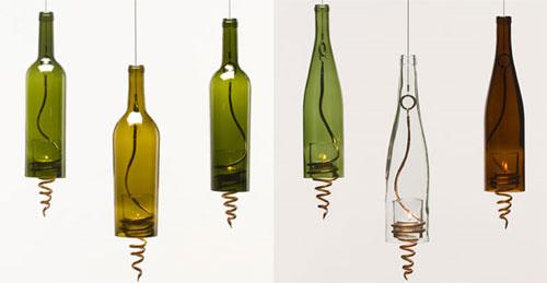 9895137 8ea492dc9a o Luminárias com velhas garrafas de vinho