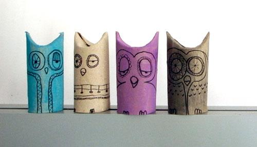 9979424 54a07f746e o Toyart com rolos de papel higiênico