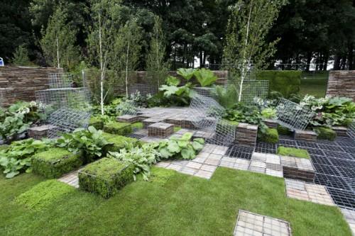 cubed3 jardim cubos 01 500x333 Jardim em cubos vivos