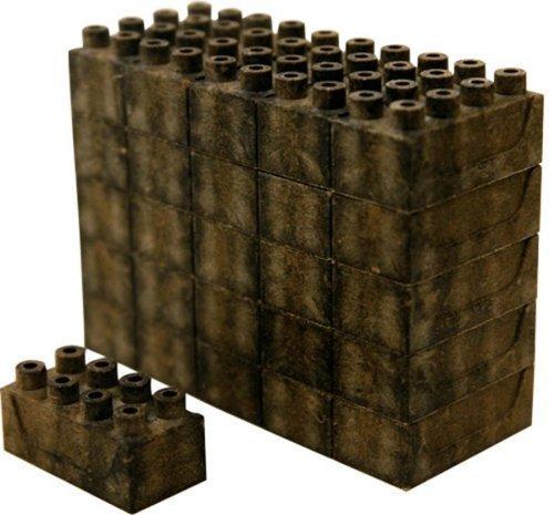 earth blocks lego ecologico 03 Earth Block   uma opção ecológica para quem gosta de Lego
