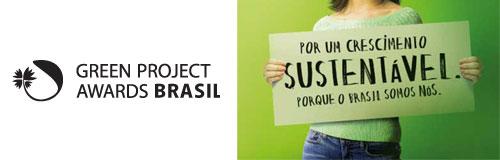 green project awards brasil Inscrições abertas