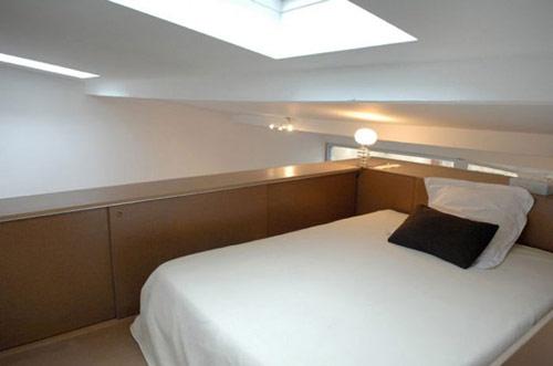 garagem casa 07 Garagem de 40 m² transformada em uma casa moderna