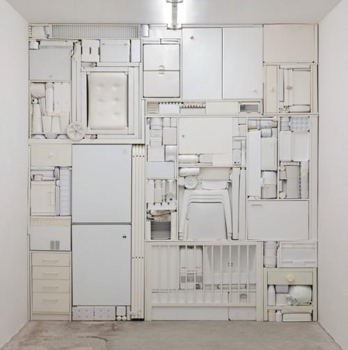 michael johansson 02 500x502 Você acha que a sua casa é organizada?