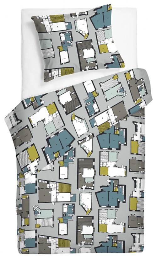 roupa cama planta baixa 02 Roupa de cama para arquitetos(as)