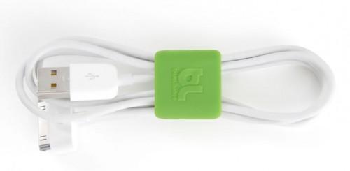 05 cable clip organizador cabo 500x245 26 ideias para organizar os cabos do escritório