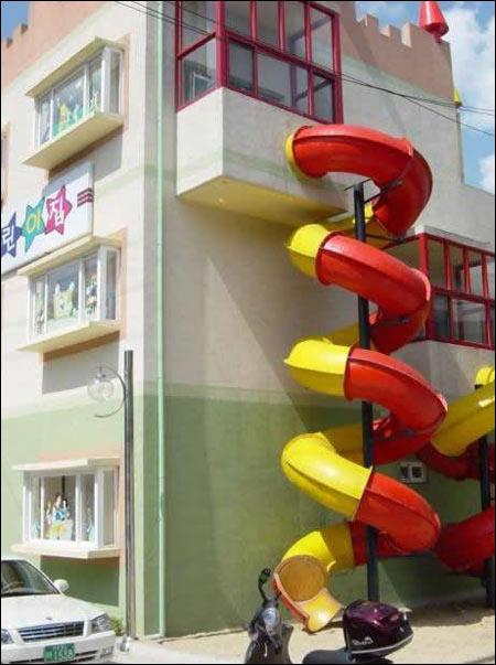 escorregador 20 01 25 escorregadores em casas, parques e escritórios