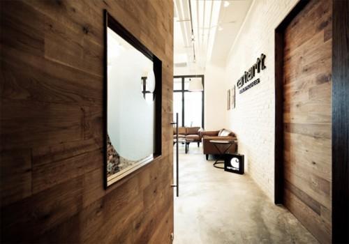 carhartt work escritorio 04 500x350 Escritório e Showroom em Hong Kong