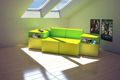 multiplo mobiliario modular 04 Múltiplo   um mobiliário para reinar na sua sala