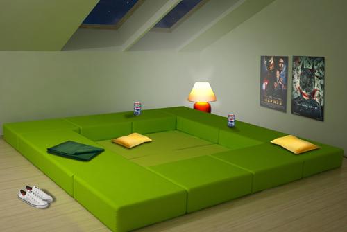 multiplo mobiliario modular 06 Múltiplo   um mobiliário para reinar na sua sala