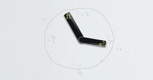 2703142051 64f5067848 o 100+ Relógios de parede, de mesa e despertadores