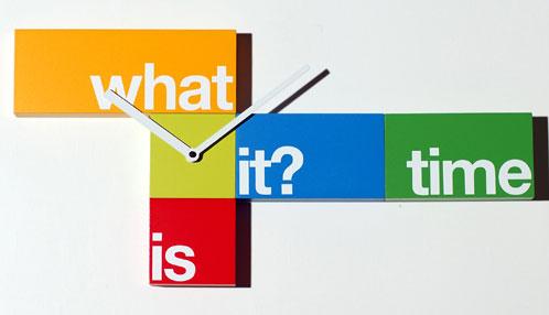 2703963236 49d9dfb353 o 100+ Relógios de parede, de mesa e despertadores