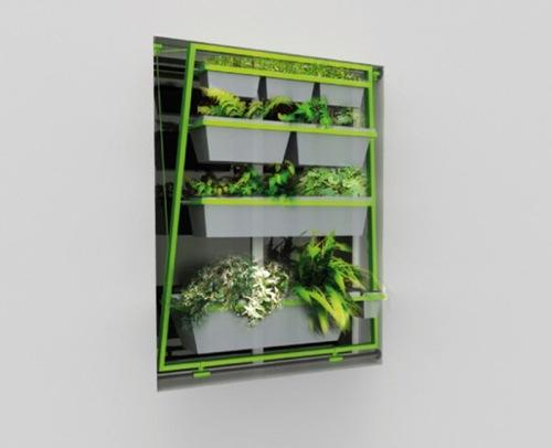 horta janela 05 Tá faltando espaço para fazer uma horta?